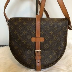 Authentic LV Chantilly GM